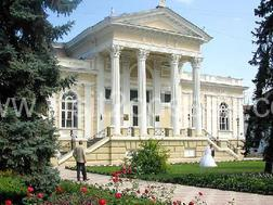 Odessa Archaeological Museum,one of the oldest in Ukraine
