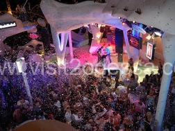The summer, open, Night club Ibiza, works from May 15 to September 18.