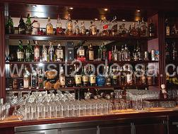 Pub Corvin in Odessa - Beer and Whisky.