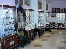 Visit Museum of Numismatics Odessa Ukraine