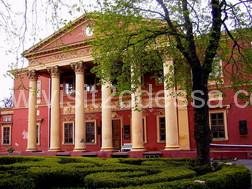 The museum is located in Pototsky's ancient palace