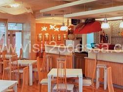 Restaurant of the Real Odessa Jewish cuisine
