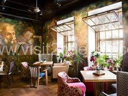 Kobe - the first Japanese restaurant in Odessa.