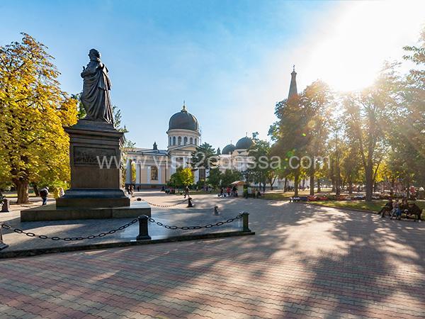 Odessa private temples tour