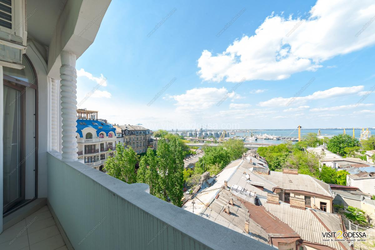 2 bedroom Vip Odessa apartment for rent