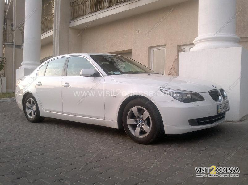 Luxury car transfer Odessa Ukraine