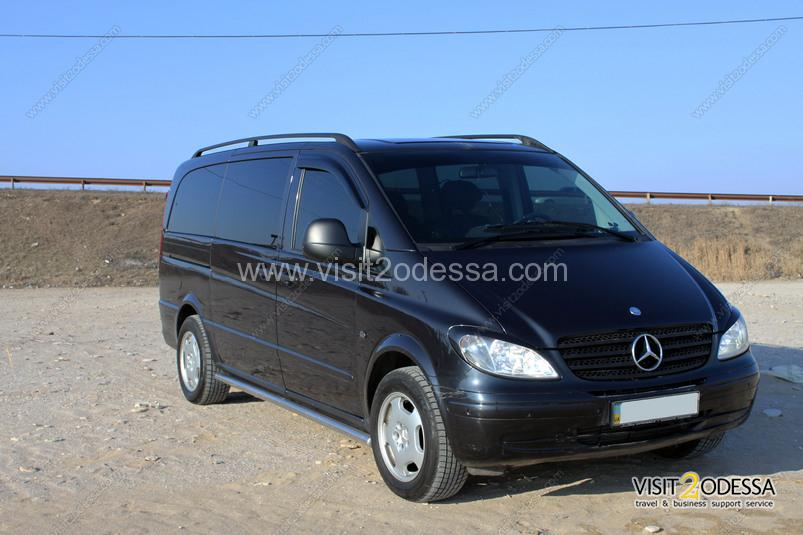 Transfers with English speaking driver, across Odessa and all Ukraine.