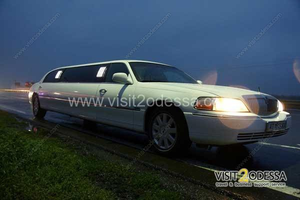 The best Limo transfer in Odessa, Ukraine.