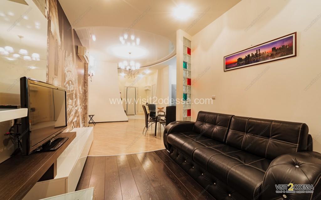 Luxury 1 bedroom Odessa apartment