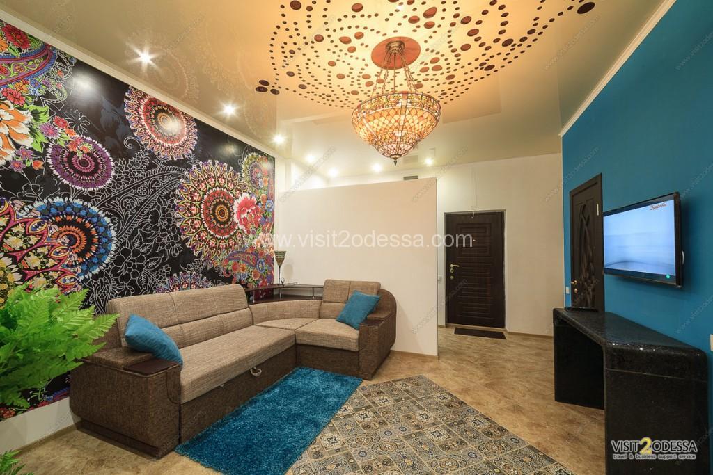Rent Beach Apartment in Arcadia Odessa
