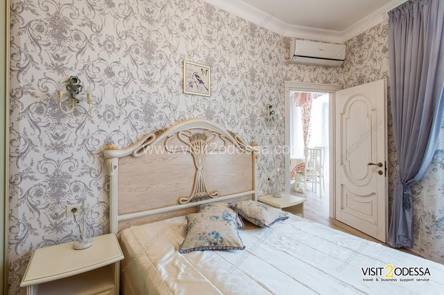 Luxury Arcadia Odessa Beach apartment