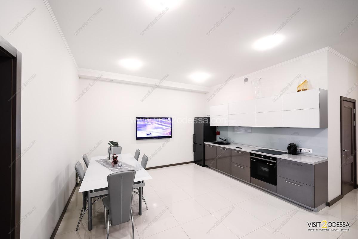 Rent apartment in arcadia Palace, Arcadia Odessa