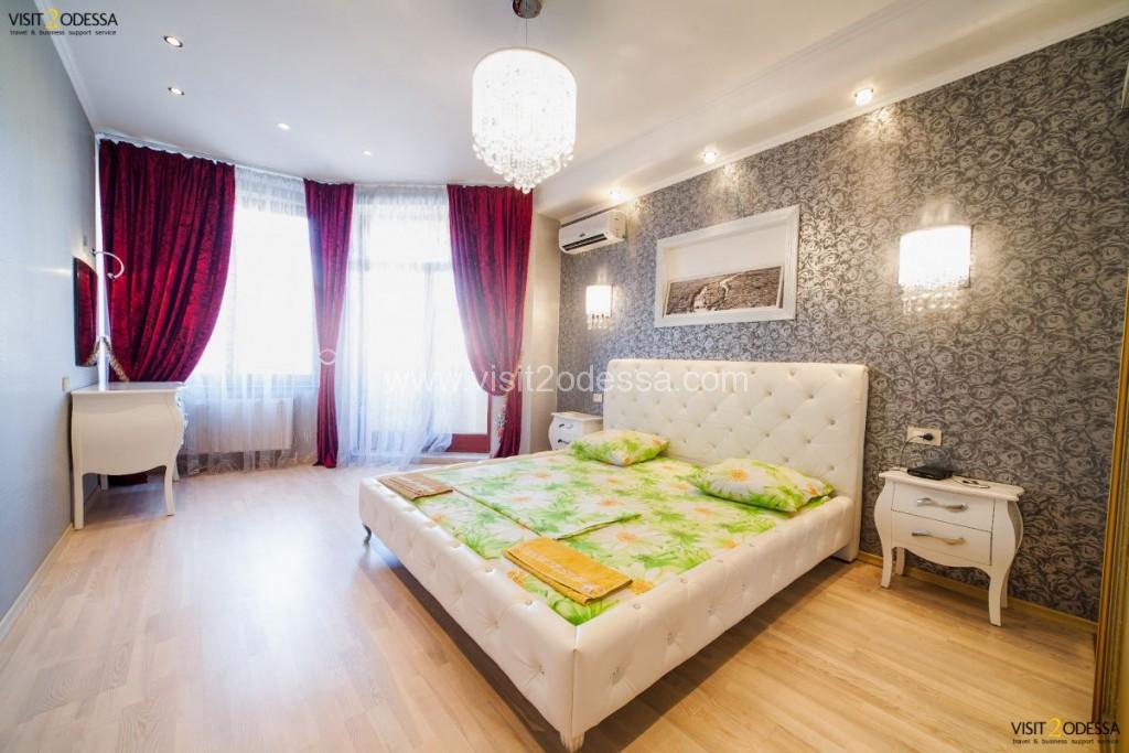 Odessa Arcadia Black Sea Apartment