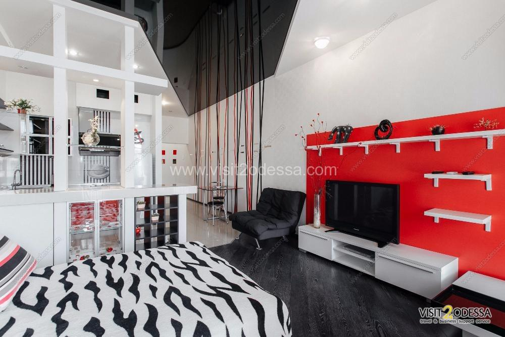 Perfect 1 bedroom apartment in Arcadia Odessa