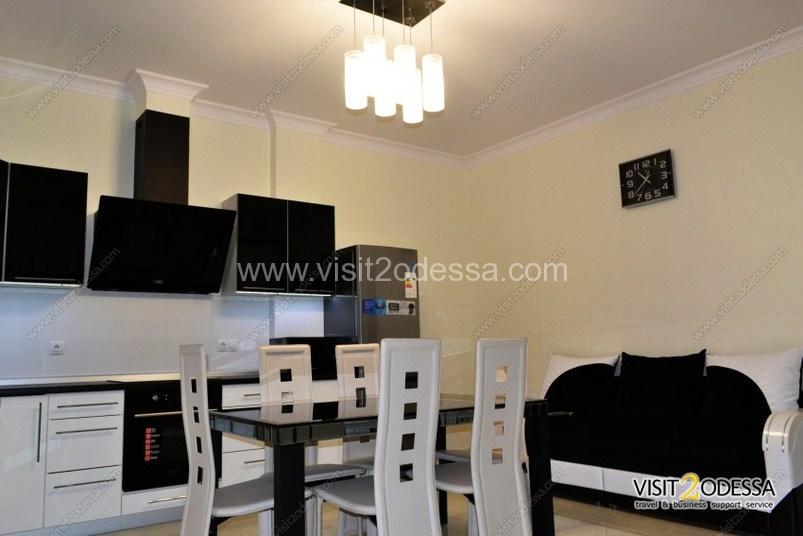 Apartment Vip in Odessa Arcadia.