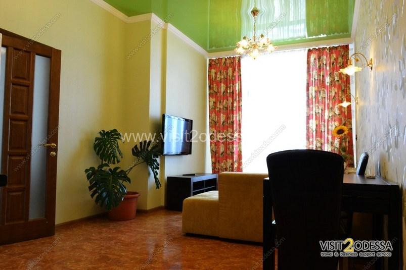 Apartment Arcadia Palace in Arcadia Odessa