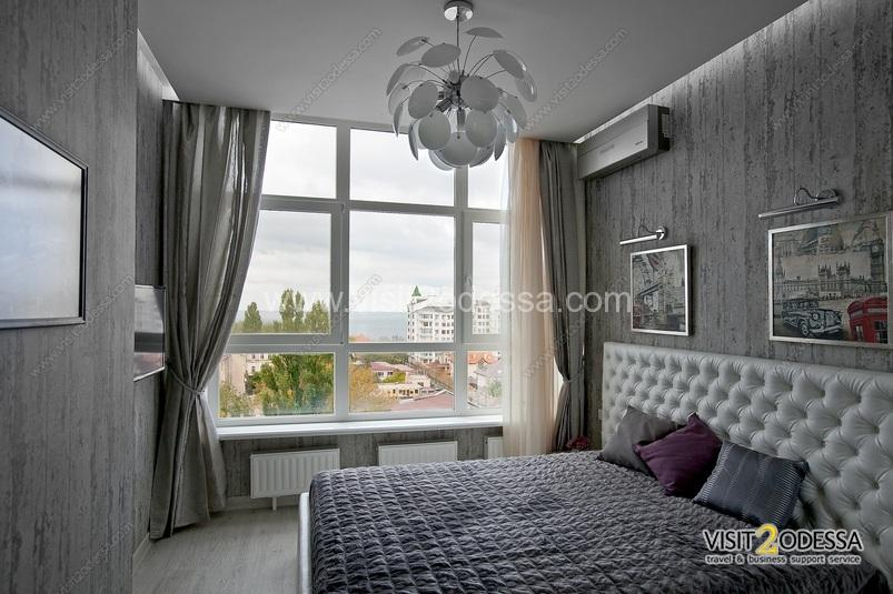 Apartment with one bedroom in Odessa, near a beach