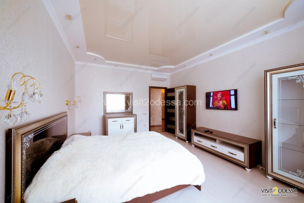 Daily Rent luxury one bedroom odessa arcadia apartment