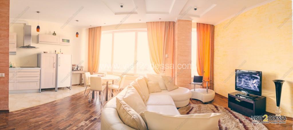 Odessa Arcadia district Apartment