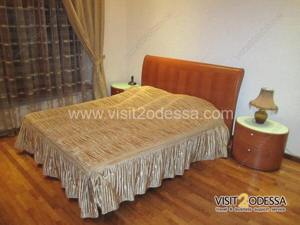 Book 1 bedroom apartment in Odessa Ukraine