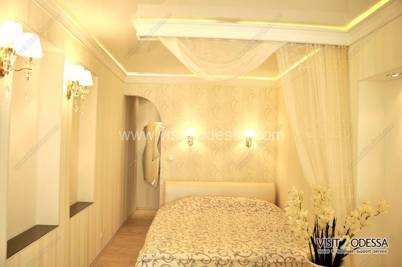 Luxury stay Odessa