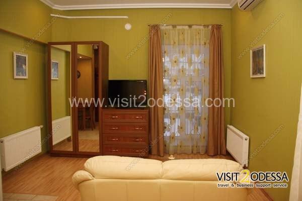 Studio - 1 bedroom apartment, Odessa Potemkinskaya ladder