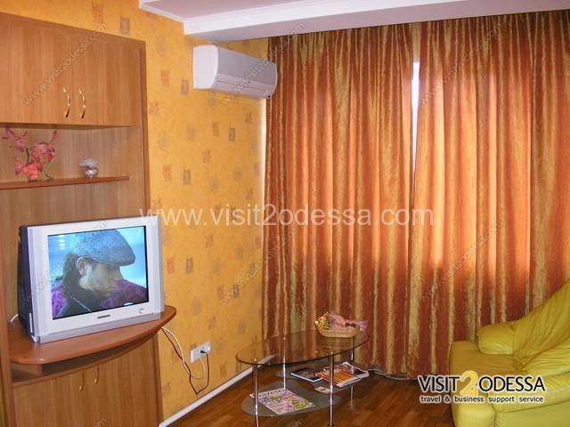 1 Bedroom, categories standard, apartment in Odessa
