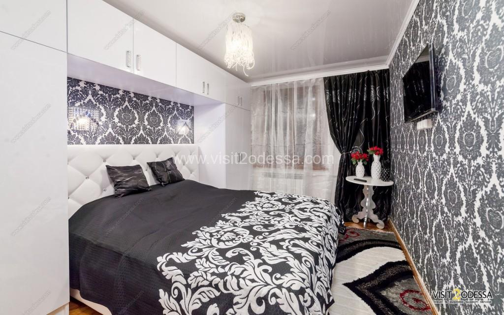 Rent new 3 bedroom apartment in Odessa Ukraine