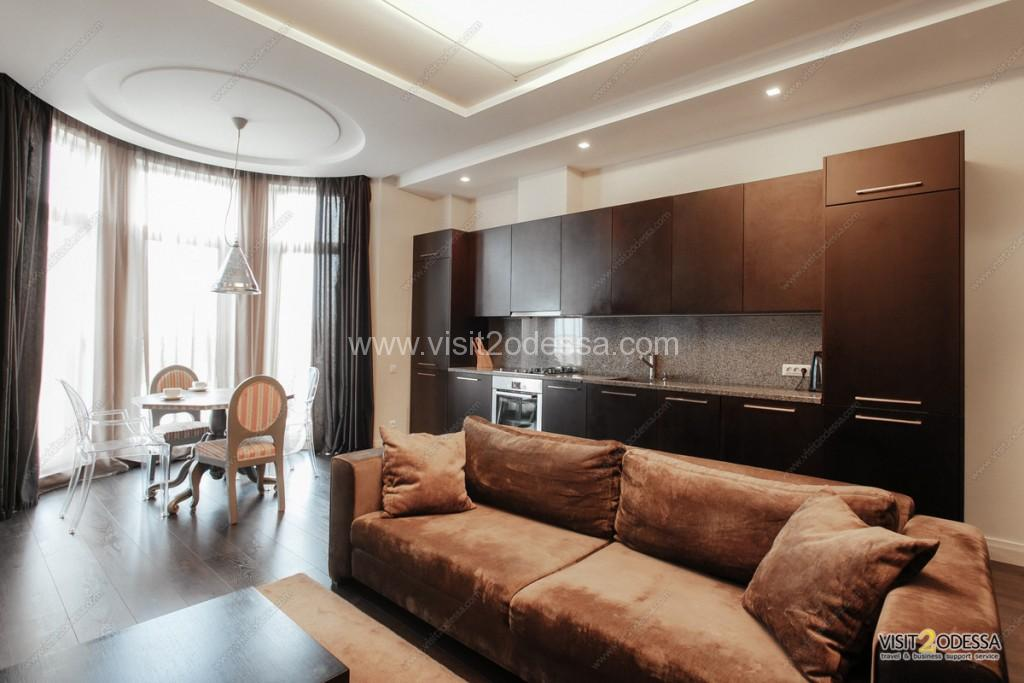 1 bedroom apartments on Ekaterininskaya Square