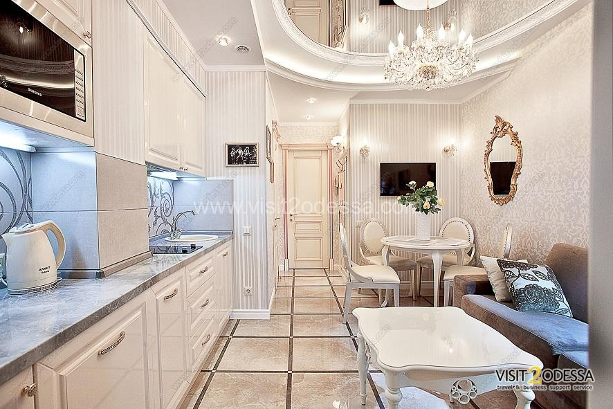 Vip apartment near beach in Odessa.