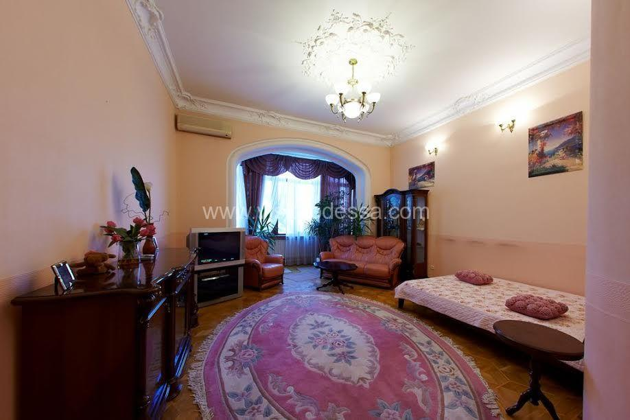 3 separate bedroom apartment in Odessa Ukraine.