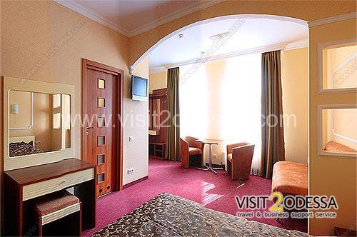 Hotels in Odessa
