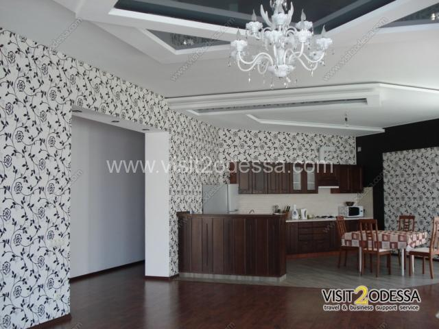 House in Ukraine, Odessa for rent.