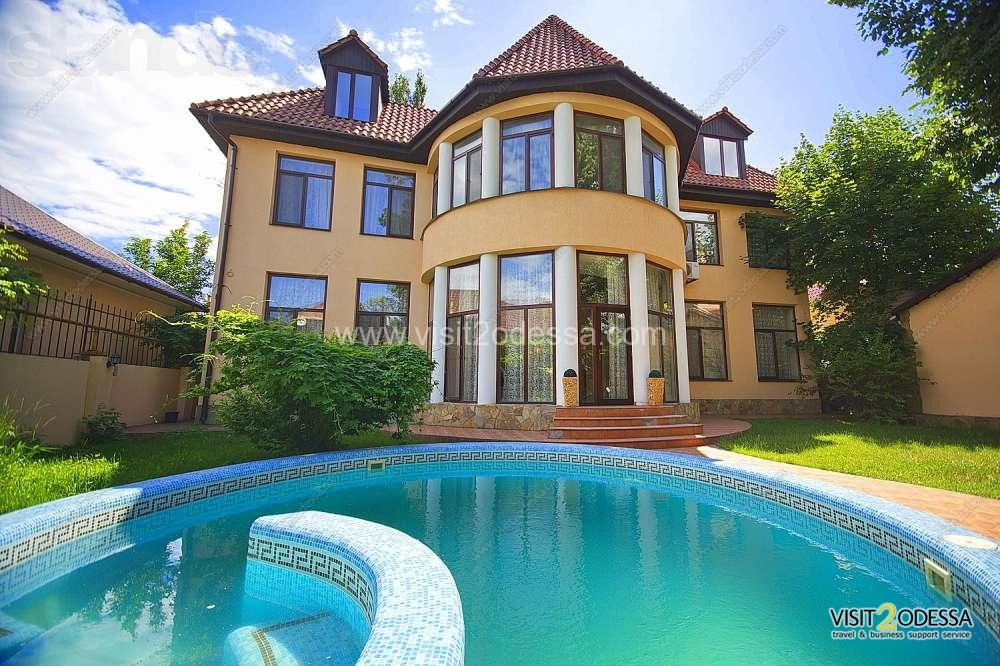 Rent Villa Odessa, Ukraine.