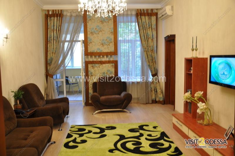 Apartment class premium, 2 separate bedrooms