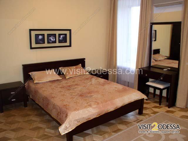 Apartment in Odessa with 4 room 3 bedroom.