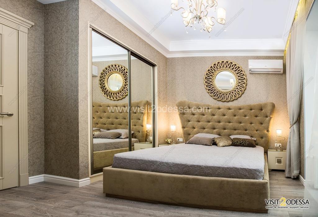 Rent luxury new 2 bedroomapartment in Odessa on Ekaterininskaya Street 4