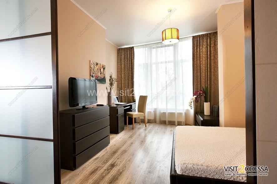 Rent 2 bedroom vip beach apartment in Odessa, Ukraine