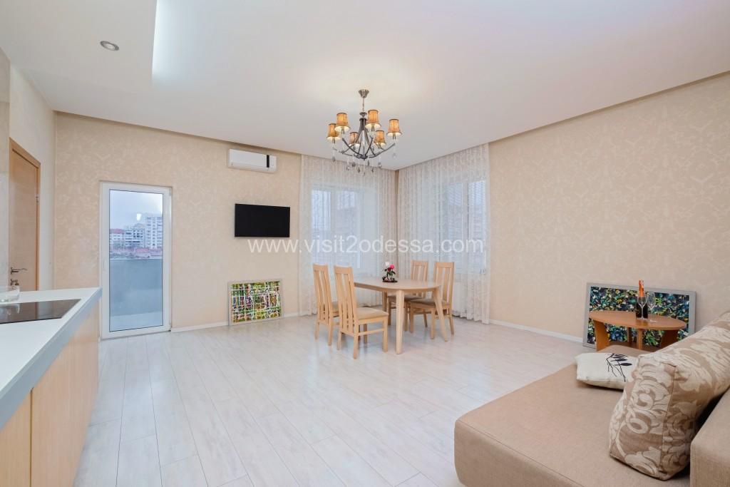 Near the sea arcadia odessa apartment