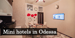 Mini Hotel offers luxury accommodation in Odessa Ukraine