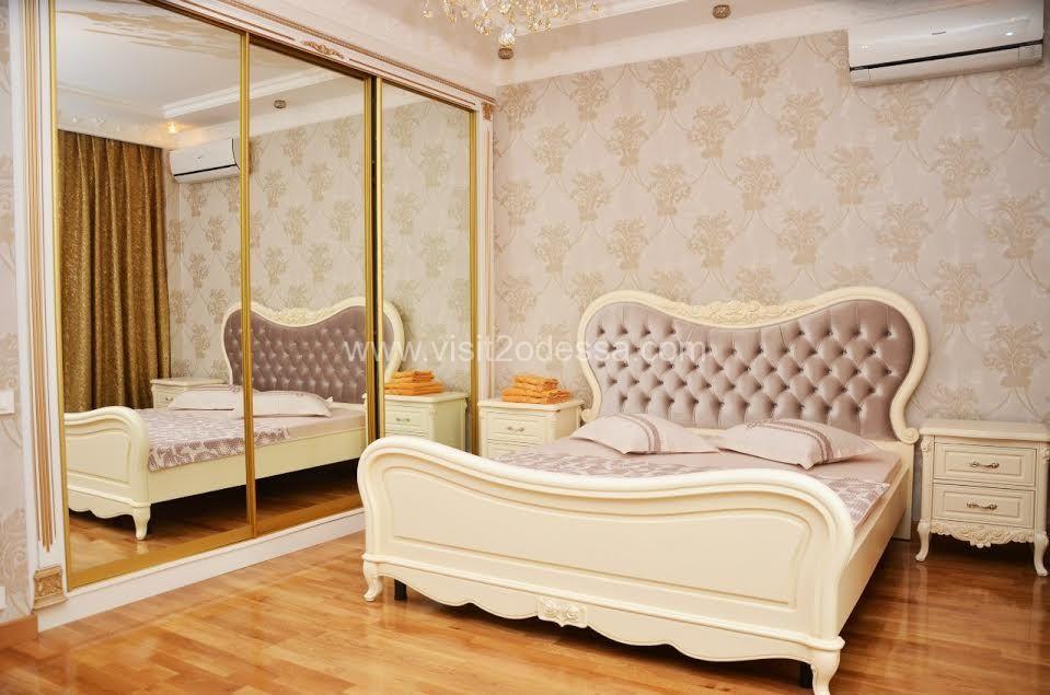 2 bedroom apartment on Grecheskaya street. 1
