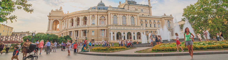 Slide #2: Odessa Tours