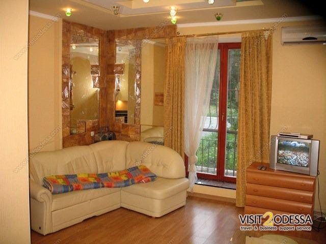 Apartment in Arcadia Odessa