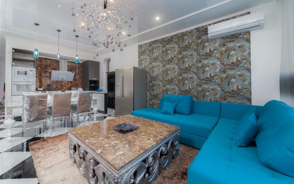 8-Bedroom Private Luxury House Rental in Odessa Ukraine