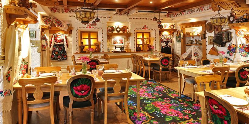 Kumanets - Ukrainian cuisine in Odessa