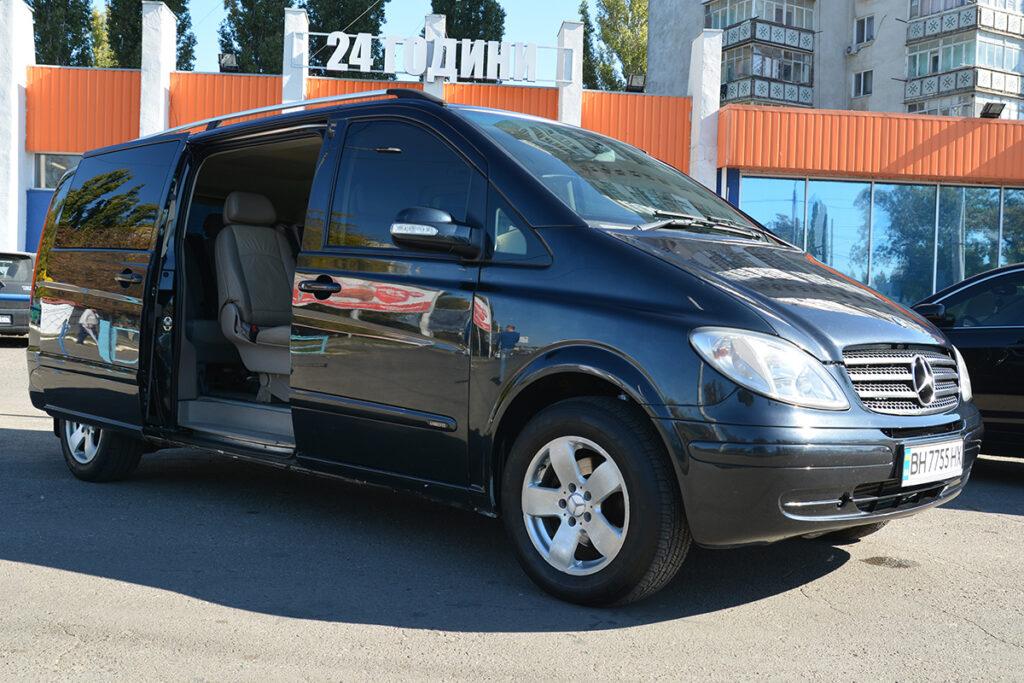 Safe and private transfers for 7 person in Odessa Ukraine